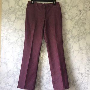 Banana Republic Stretch Trouser Pant Sz 8